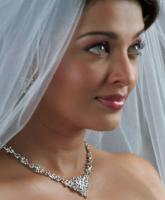 مكياج العروس السمراء